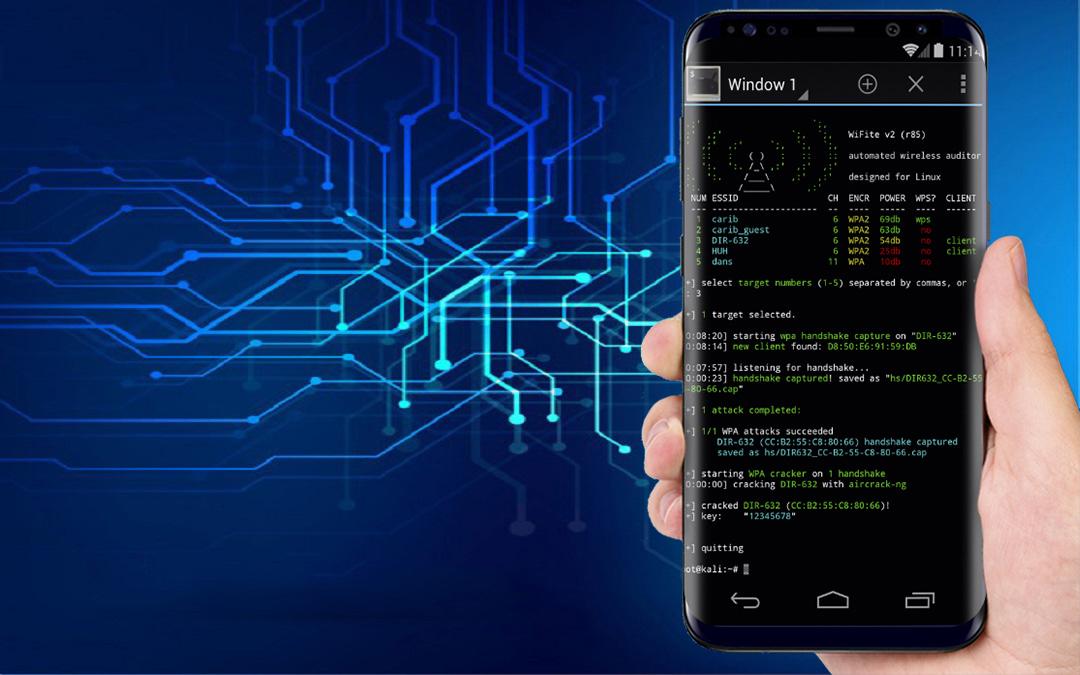 Los 5 mejores editores de código para Android