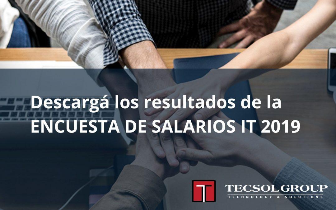Encuesta Salarios IT 2019