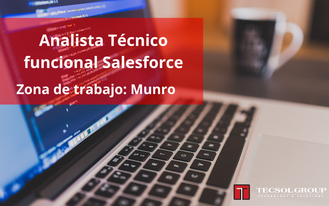 Analista Técnico Funcional Salesforce