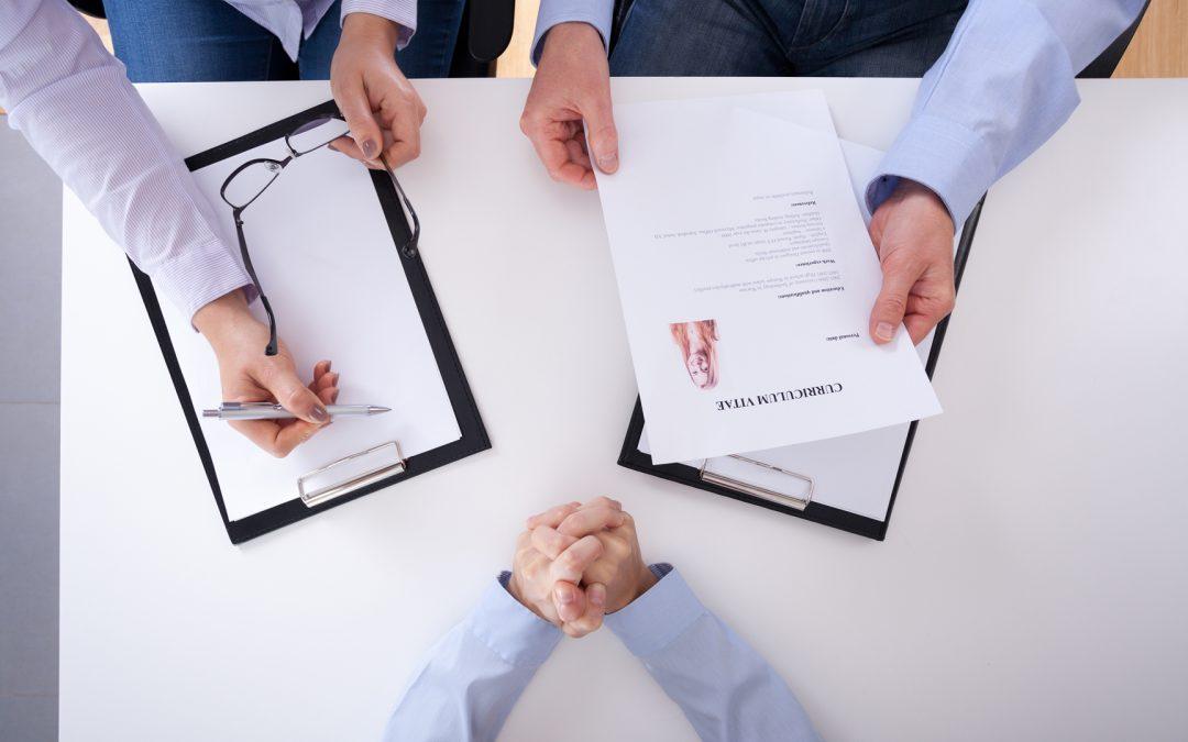 ¿Cómo conseguir una entrevista de empleo con tu CV?