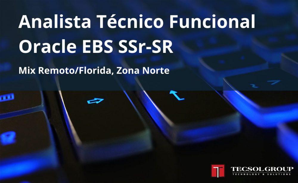 Analista Técnico Oracle EBS