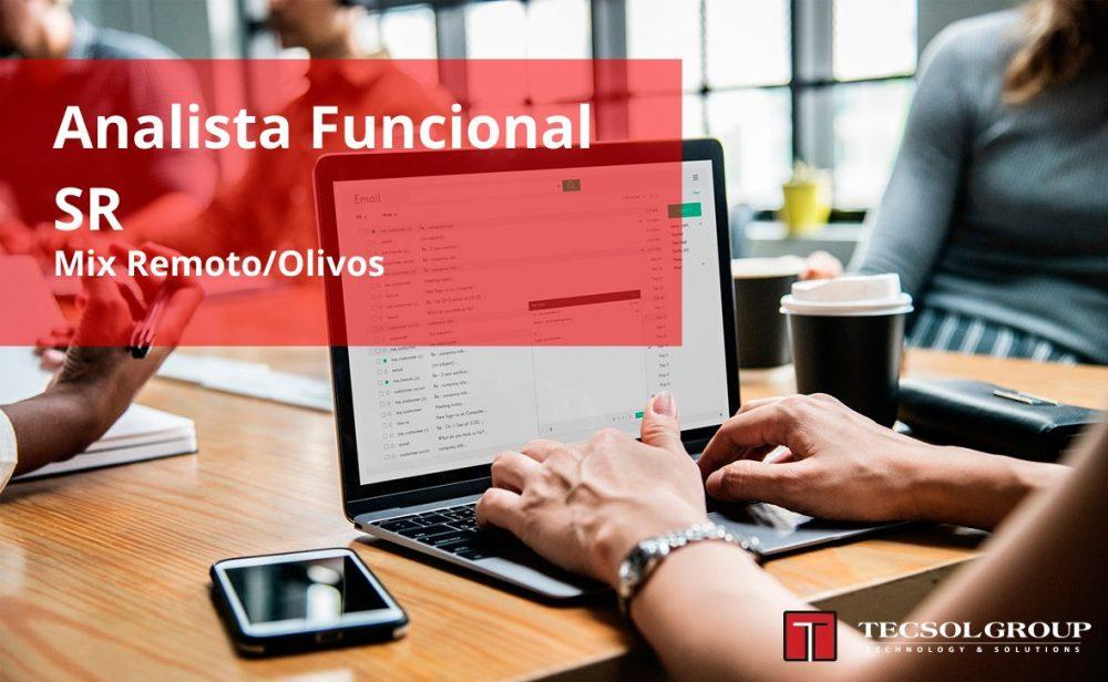 Analista Funcional SR