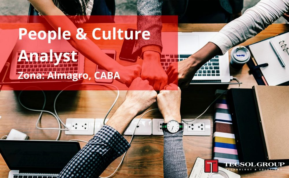 People & Culture Analyst